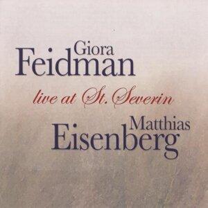 Giora Feidman, Matthias Eisenberg, Giora Feidman & Matthias Eisenberg 歌手頭像