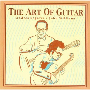 Andres Segovia, John Williams