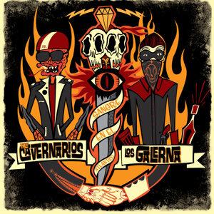 The Cavernarios, Los Galerna 歌手頭像