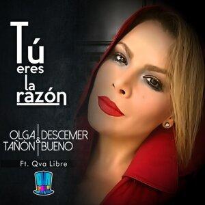 Olga Tañon and Descemer Bueno featuring Qva libre 歌手頭像