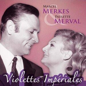 Marcel Merkes & Paulette Merval, Marcel Merkes & Paulette Merval 歌手頭像