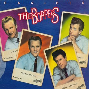 The Boppers 歌手頭像