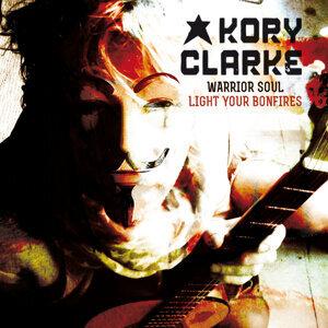 Kory Clarke, Warrior Soul 歌手頭像