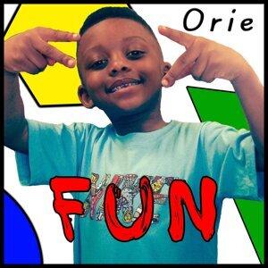 Orie 歌手頭像