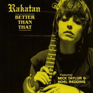 RAKATAN featuring Mick Taylor & Noel Redding 歌手頭像