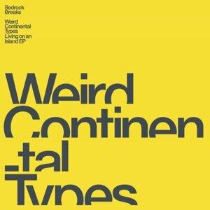 Weird Continental Types