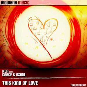 Kea featuring Kea & 歌手頭像