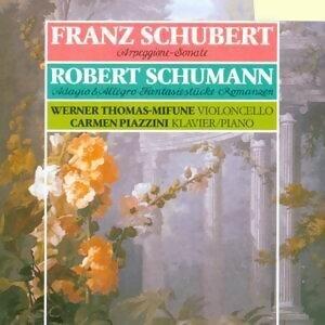 Werner Thomas-Mifune, Carmen Piazzini 歌手頭像