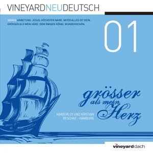 Kimberley und Kristian Reschke - vineyard worship DACH 歌手頭像