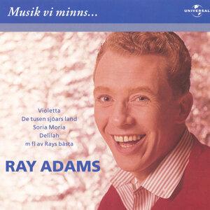 Ray Adams 歌手頭像