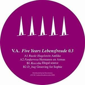 Five Years Lebensfreude 0.3 歌手頭像