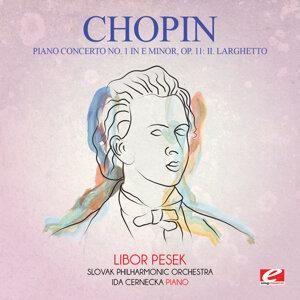 Slovak Philharmonic Orchestra, Libor Pesek, Ida Cernecka 歌手頭像
