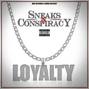 Conspiracy, Sneaks, Conspiracy, Sneaks 歌手頭像