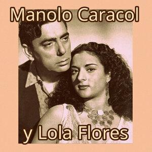 Manolo Caracol, Lola Flores 歌手頭像