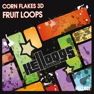 Corn Flakes 3D