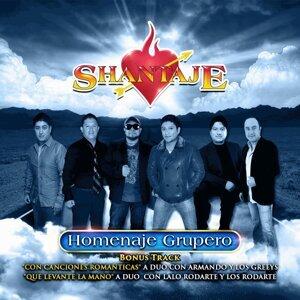 SHANTAJE, Arnando y Los Greeys, Lalo y Los Rodarte 歌手頭像