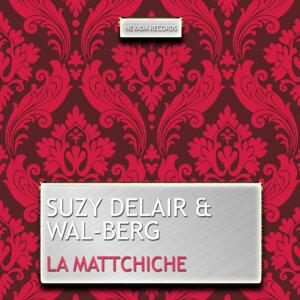 Suzy Delair, Wal-Berg, Suzy Delair, Wal-Berg 歌手頭像