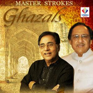 Ghulam Ali, Kavita Krishnamurthy, Jagjit Singh 歌手頭像
