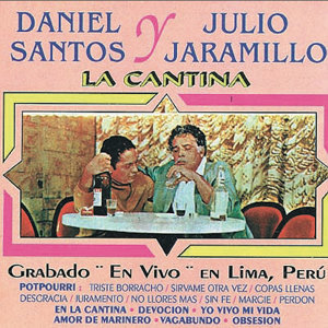 Daniel Santos ,  Julio Jaramillo 歌手頭像