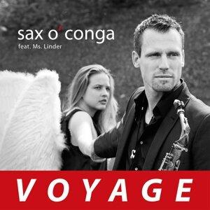 sax o'conga feat. Ms. Linder 歌手頭像