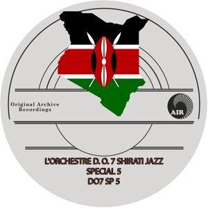 L'Orchestre D.O.7 Shirati Jazz 歌手頭像