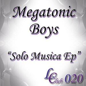 Megatonic Boys 歌手頭像
