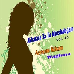 Azeem Khan, Waghma 歌手頭像