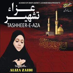 Aliza Zaidi 歌手頭像