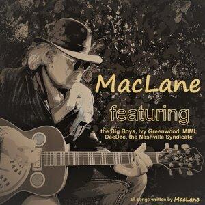 MacLane 歌手頭像