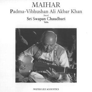 Padmavibhushan Dr. Ali Akbar Khan, Sri Swapan Chaudhuri 歌手頭像