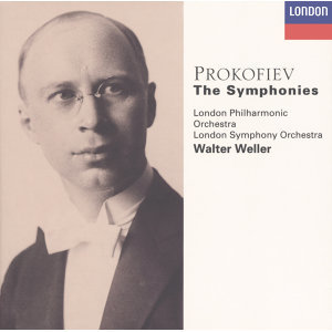 London Philharmonic Orchestra, London Symphony Orchestra, Walter Weller 歌手頭像