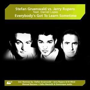 Stefan Gruenwald vs. Jerry Ropero 歌手頭像
