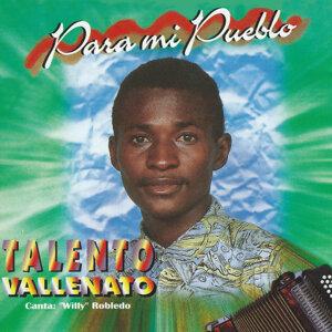 Talento Vallenato 歌手頭像