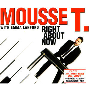 Mousse T. with Emma Lanford