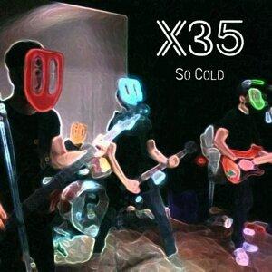 X-35 歌手頭像