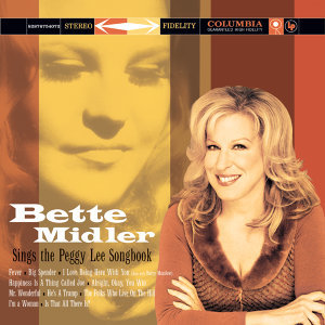 Bette Midler Artist photo