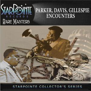 Charlie Parker, Miles Davis, Dizzy Gillespie