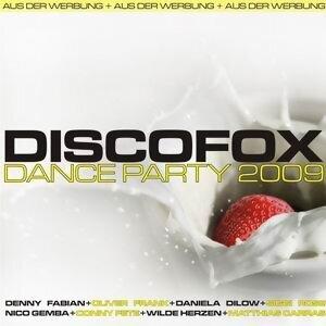 Discofox Dance Party 2009 歌手頭像