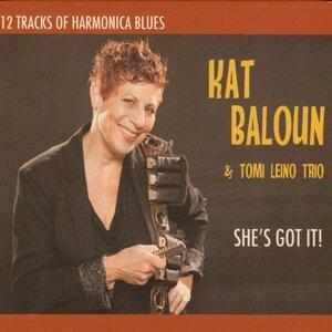 Kat Baloun & Tomi Leino Trio 歌手頭像