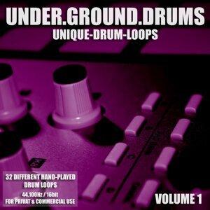 Under.Ground.Drums 歌手頭像