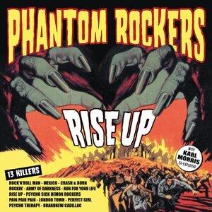 Phantom Rockers 歌手頭像