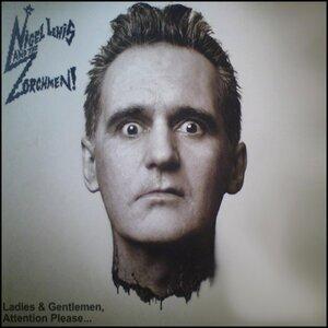 Nigel Lewis & The Zorchmen 歌手頭像