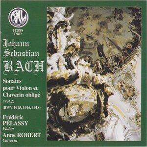 Frédéric Pélassy, Anne Robert 歌手頭像