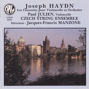 Paul Julien, Jacques-Francis Manzone, Czech String Ensemble 歌手頭像