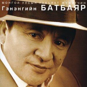 Batbayar G. 歌手頭像