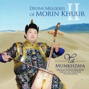 Munkhzaya Ya. 歌手頭像