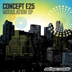 Concept e25 歌手頭像