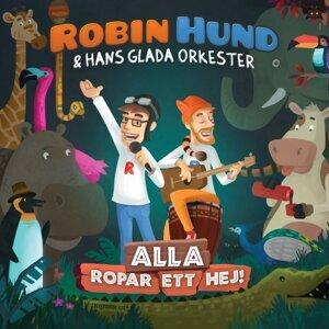 Robin Hund & Hans glada orkester 歌手頭像