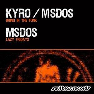 Kyro / Msdos 歌手頭像