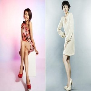 Yeo Yann Yann + Debbie Goh (楊雁雁&吳天瑜) アーティスト写真